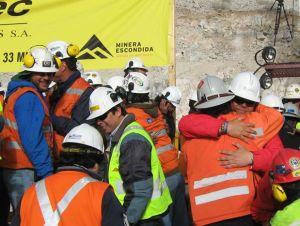 Rescate de Mineros de San José. Leccion de Planeación y Liderazgo